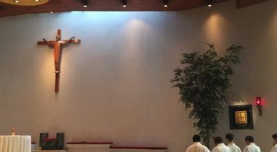 Photo of Church St. Benedict's Church at 7 Kong Pui St, Sha Tin, Hong Kong