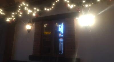 """Photo of Beer Garden Restaurant-bar """"Pueblo Viejo"""" at San Miguel de Allende, Mexico"""