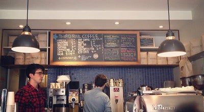 Photo of Coffee Shop Third Rail Coffee at 240 Sullivan St, New York, NY 10012, United States