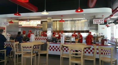 Photo of Burger Joint Five Guys Burgers & Fries at 1703 Richmond Street, #117a, London, ON, Canada