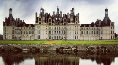 Photo of Castle Château de Chambord at Château De Chambord, Chambord 41250, France