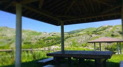 Photo of Trail 平尾台 茶ヶ床園地 at Kitakyushu, Japan