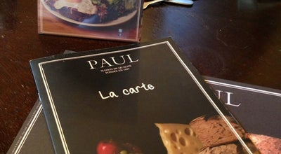 Photo of Coffee Shop Paul at 82, Av. Des Nations Unies, Morocco