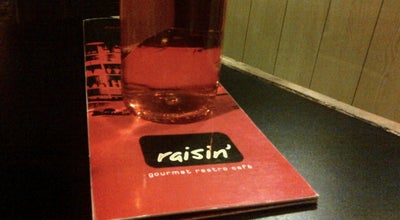 Photo of Vegetarian / Vegan Restaurant Raisin Gourmet Cafe at Prahladnagar, Ahmedabad 380015, India