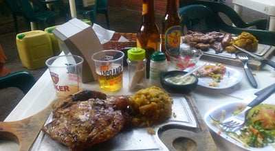 Photo of BBQ Joint migas y carnes el ferrocarril at Colombia