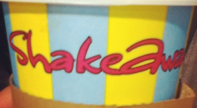 Photo of Dessert Shop ShakeAway at 26 Long Row, Nottingham NG1 2DR, United Kingdom