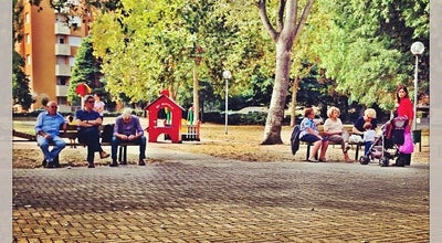 Photo of Playground Parco Pubblico at Via Bezzecca, Bologna, Italy