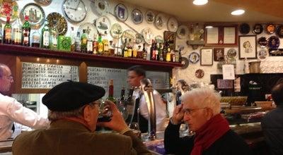 Photo of Tapas Restaurant La Trucha at C/ Manuel Fernández Y González 3, Madrid 28014, Spain