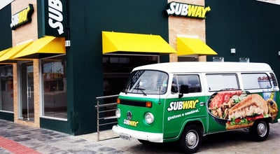 Photo of American Restaurant Subway - Centro at Brazil