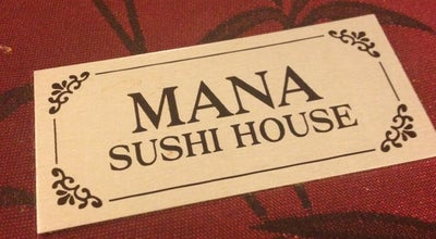 Photo of Asian Restaurant Mana Sushi House at Slezská 56, Czech Republic
