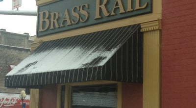 Photo of American Restaurant The Brass Rail Bar & Grill at 225 N Michigan St, Plymouth, IN 46563, United States