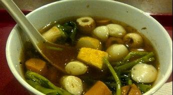 Photo of Chinese Restaurant Yong Tau Fu at Mesra Mall, Kerteh 24300, Malaysia