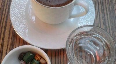 Photo of Cafe Gülyurt Pasta & Bistro at Yeşilyol, Afyon, Turkey