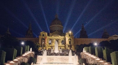 Photo of Historic Site The Magic Fountain of Montjuïc at Placa De Carles Buigas, Spain