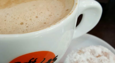 Photo of Coffee Shop Café Donuts - Livraria Nobel at Brazil