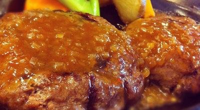 Photo of Steakhouse 炭焼きレストランさわやか 細江本店 at 北区細江町中川5443−1, Hamamatsu 431-1304, Japan