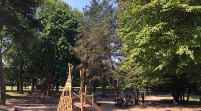 Photo of Playground Spielplatz Volksgarten at Volksgartenstr., Köln 50678, Germany