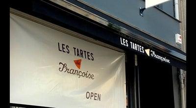 Photo of Dessert Shop Les tartes de françoise at Volkstraat8, Antwerpen, Belgium