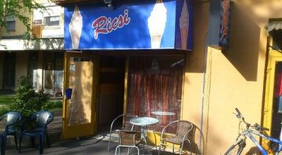 Photo of Dessert Shop Ricsi fagyizó at Bartók Béla Út 37, Békèscsaba, Hungary