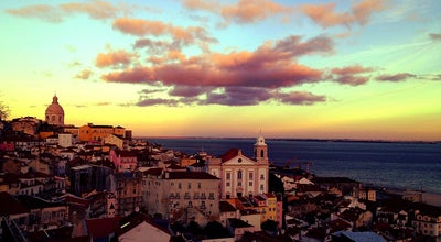 Photo of Scenic Lookout Miradouro de Santa Luzia at Santa Luzia, Lisboa, Portugal
