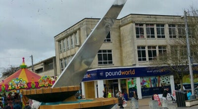 Photo of Monument / Landmark The Sundial at Armada Way, Plymouth PL1 1LA, United Kingdom