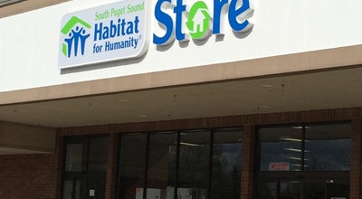 Photo of Furniture / Home Store Habitat For Humanity Store at Olympia, WA, United States