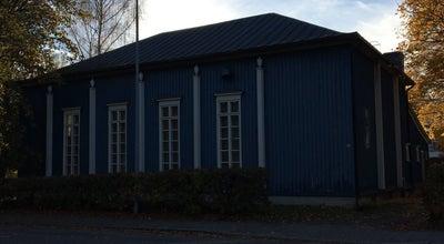 Photo of Art Gallery Sininen Talo at Rummunlyöjänkatu 2, Salo 24100, Finland