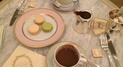 Photo of Dessert Shop Ladurée at 1141 Robson St, Vancouver, BC V6E 1B5, Canada