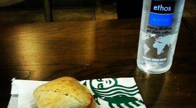 Photo of Coffee Shop Starbucks at Felix G. Woodward Library at Clarksville, TN 37040, United States