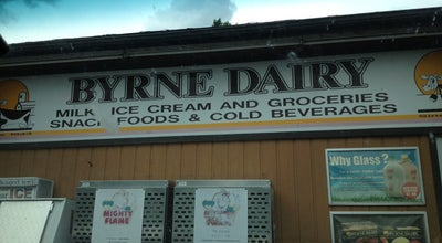 Photo of Ice Cream Shop Byrne Dairy at 603 N James St, Rome, NY 13440, United States