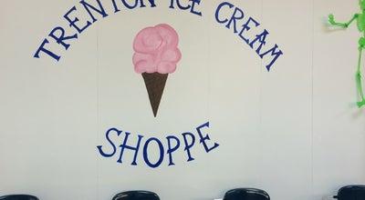 Photo of Ice Cream Shop Trenton Ice Cream at 2081 West Rd, Trenton, MI 48183, United States