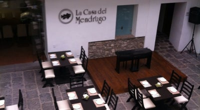 Photo of Restaurant La Casa del Mendrugo at 4 Sur 304, Puebla de Zaragoza 72000, Mexico