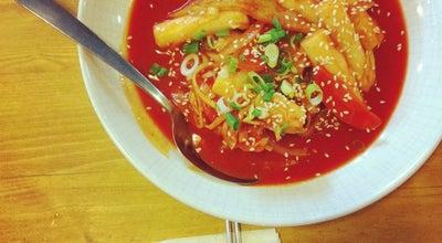 Photo of Korean Restaurant Topokki (떡볶이) at Birmingham B5 4TD, United Kingdom