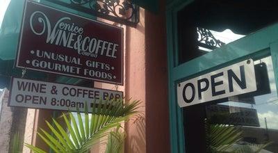 Photo of Wine Bar Venice Wine & Coffee at 121 W Venice Ave, Venice, FL 34285, United States