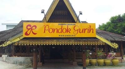 Photo of Asian Restaurant RM Pondok Gurih at Jl. Jend. Sudirman No. 202, Pekanbaru, Indonesia