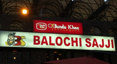 Photo of BBQ Joint Bundu Khan at Gaddafi Stadium, Lahore, Pakistan