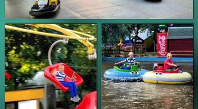 Photo of Theme Park Ride / Attraction Парк «Прио-Лэнд» at Парк Железнодорожников, Рязань 390013, Russia