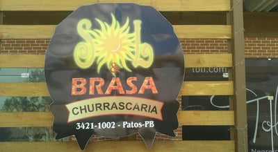 Photo of BBQ Joint Churrascaria Sol e Brasa at Rod. Br 230, Km 293, Patos 58700-000, Brazil