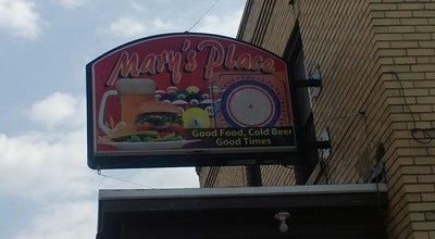 Photo of Dive Bar Mary's Place at 115 S 3rd St, Clearfield, PA 16830, United States
