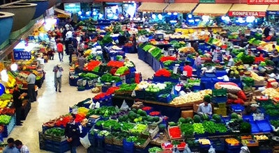 Photo of Farmers Market Kadınlar Pazarı | Melike Hatun Çarşısı at Akçeşme Mah. Aziziye Cad., Karatay, Konya 42300, Turkey