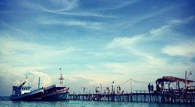 Photo of Beach อ่าวลุงดํา (Ao Lung Dam) at Ko Samet, Rayong 21160, Thailand