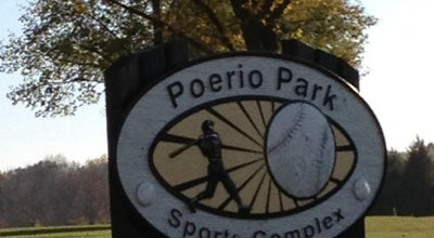 Photo of Baseball Field Poerio Park at 1500-1554 15th St., Kenosha, WI 53140, United States