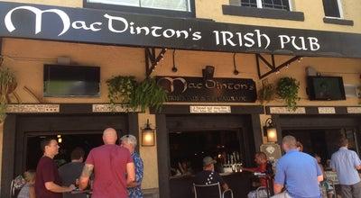 Photo of Irish Pub MacDinton's Irish Pub & Restaurant at 242 1st Ave N, Saint Petersburg, FL 33701, United States