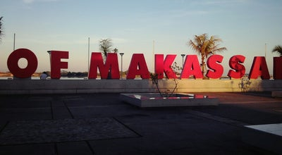 Photo of Beach Pantai Losari, City Of Makassar at Makassar, Indonesia