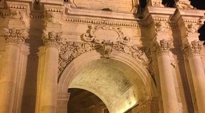 Photo of Historic Site Porta Rudiae at Via Adua, 62, Lecce 73100, Italy