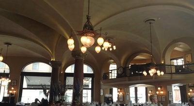 Photo of Modern European Restaurant Theatercafeen at Stortingsgata 24-26, Oslo 0117, Norway