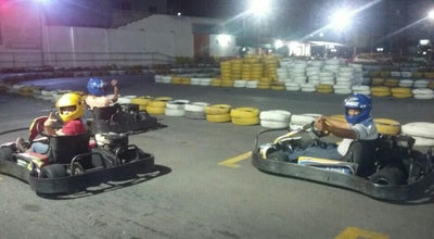 Photo of Racetrack Adrenalina Kart at Rua Arthur Bernardes, 500, Várzea Grande 78125-185, Brazil