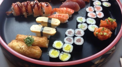 Photo of Sushi Restaurant Buddhas Bar at Kleine Langgasse 2, Mainz 55116, Germany