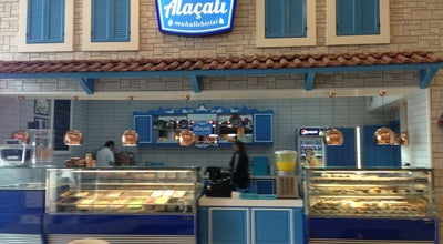 Photo of Dessert Shop Alaçatı Muhallebicisi at Ncity Teras Kat, izmit/kocaeli 41100, Turkey