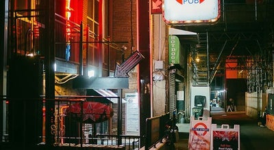 Photo of Monument / Landmark Printer's Alley at 314 Church St, Nashville, TN 37201, United States